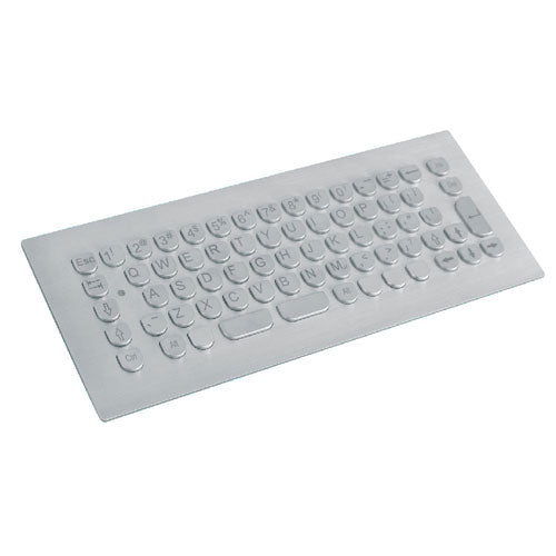 Indukey TKV-068-MODUL Stainless Steel Keyboard