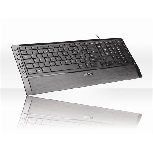 Xebec Tech Media Line Keyboard
