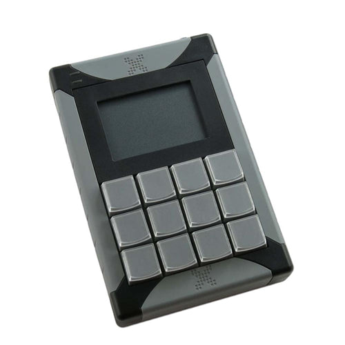 X-keys XK-12 Plus Touchpad Fully Programmable Keypad