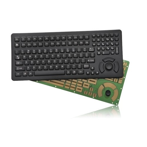 iKey DU-5K-OEM-FSR Keyboard with Force Sensing Resistor