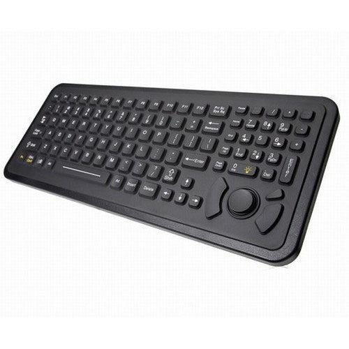 iKey Panel Mount Keyboard with Hula Point