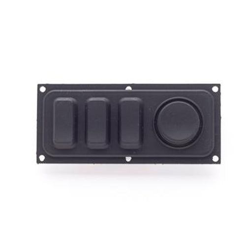 iKey uHP-1535 OEM Force Sensing Resistor HulaPoint Pointing Device