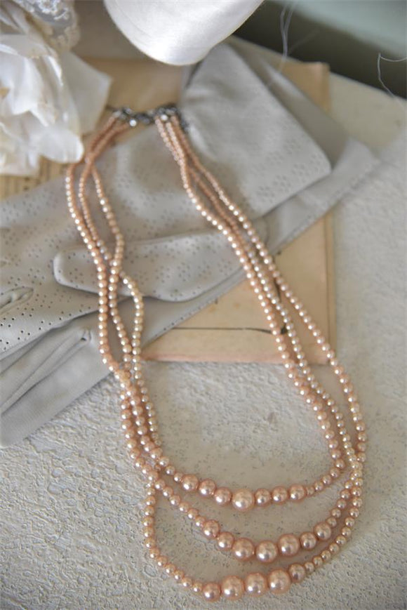 Golden Pearl String
