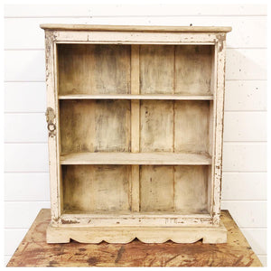 Antique French Medicine Cabinet