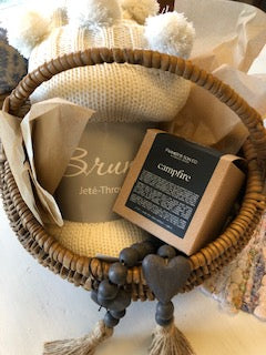 "Gift Basket - ""The Small Comfort"""