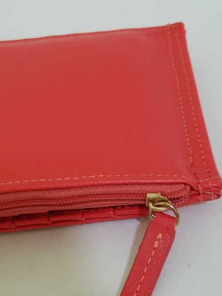 New Hot Pink Womens Wallet With 20 Card Slots By Prettyzys