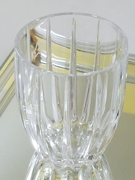 Marquis By Waterford Omega Double Old Fashioned Single Glass