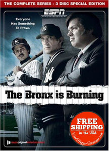 The Bronx Is Burning (The Complete Series Special Edition) - Dvd