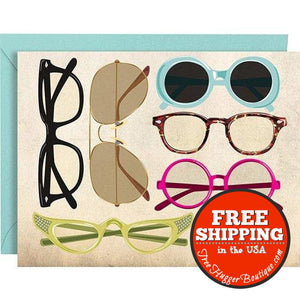 Eyeglasses Stationary - Office Supplies