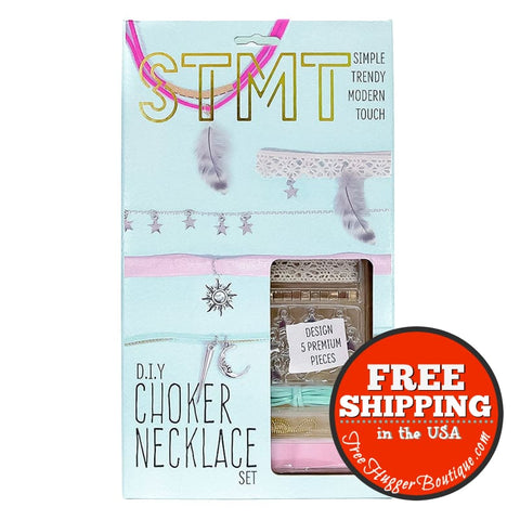 Stmt Diy Choker Necklace Set By Horizon Group Usa - Art And Craft Supply