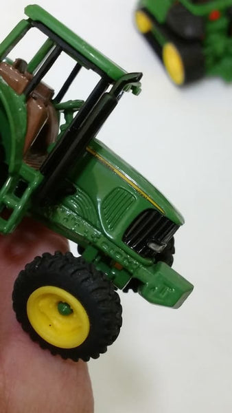 Collectible John Deere Metal Diecast Toys Tractors