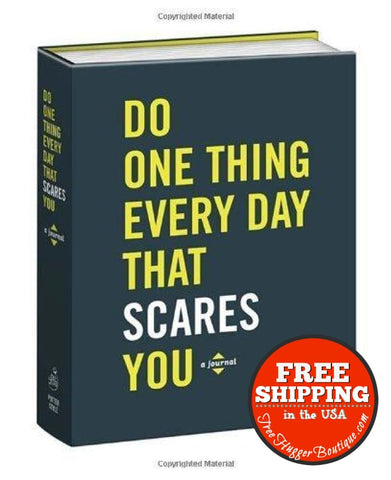 New Do One Thing Every Day That Scares You (A Journal) - Journals