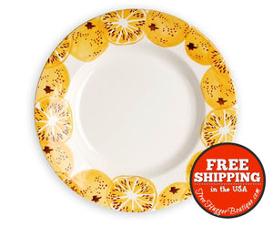 New Emma Bridgewater Lemon Dinner Plate - Home Decor