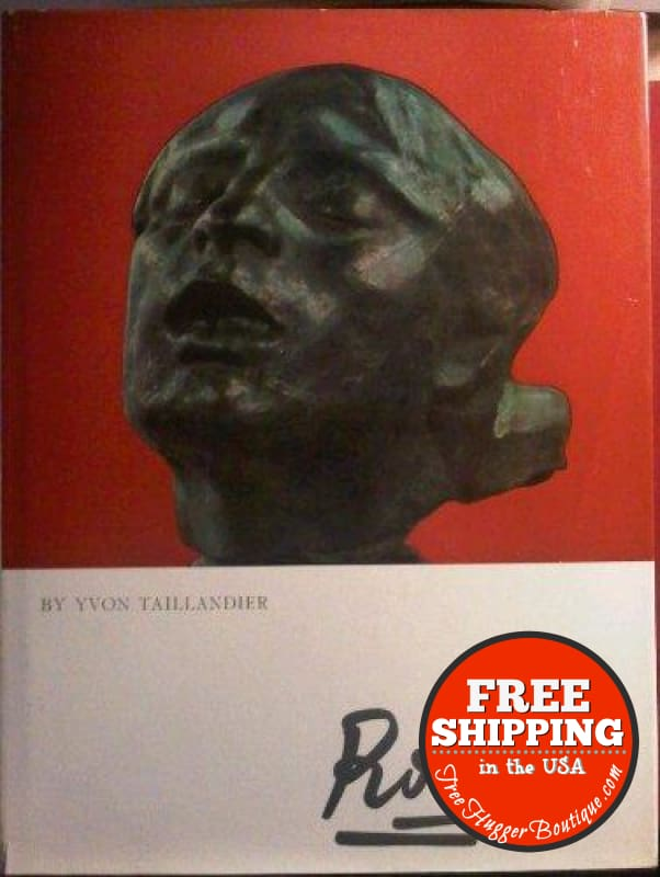 Rodin (The Q. L. P. Art Series) Unknown Binding 1967 By Yvon Taillandier Hardcover - Adult Books