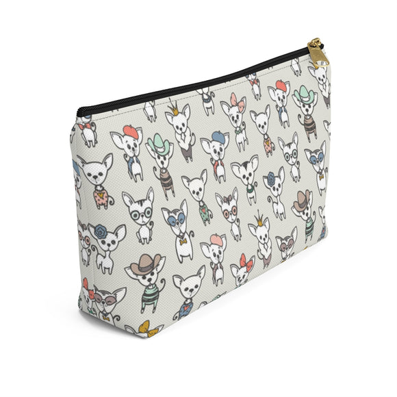 Chihuahua Coalition Accessory Pouch w T-bottom