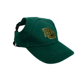 Baylor Bears Pet Baseball Hat