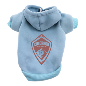 Colorado Rapids Handmade Pet Hoodies