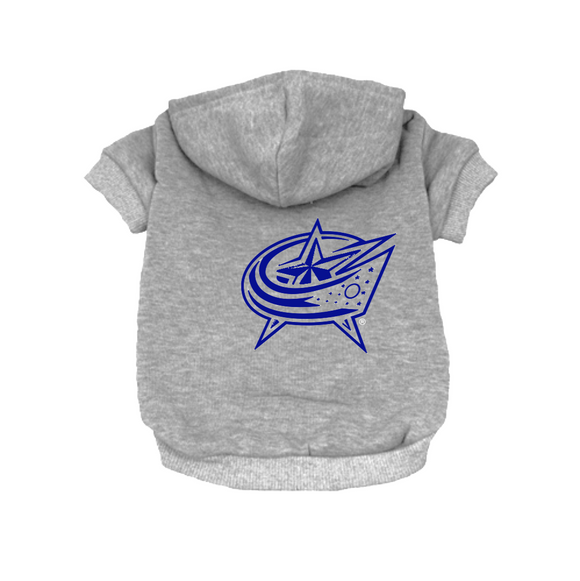 Columbus Blue Jackets Handmade Hoodies
