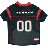 Houston Texans Pet Jersey