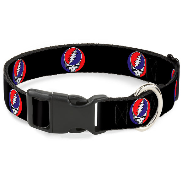 Steal Your Face Repeat Collar and Leash