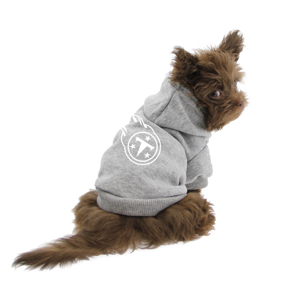 Tennessee Titans Handmade Pet Hoodies