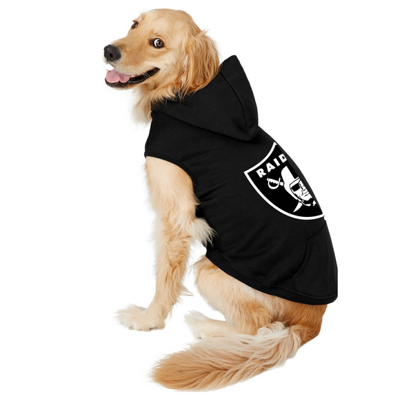 Vegas Raiders Handmade Pet Hoodies