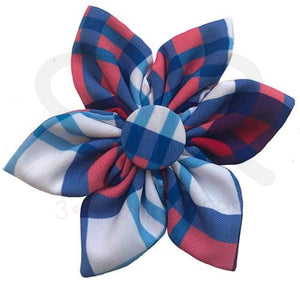 Americana Collar Pinwheels Bows And Neckware