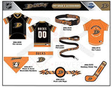 Anaheim Ducks Premium Pet Jersey Nhl