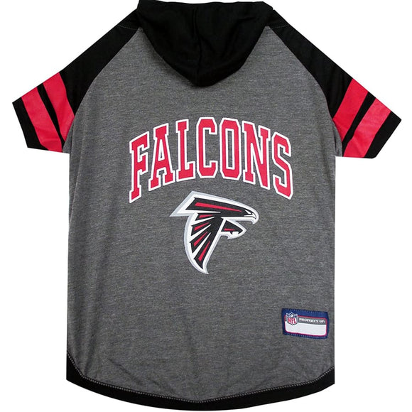 Atlanta Falcons Lightweight Pet Hoodie Nfl