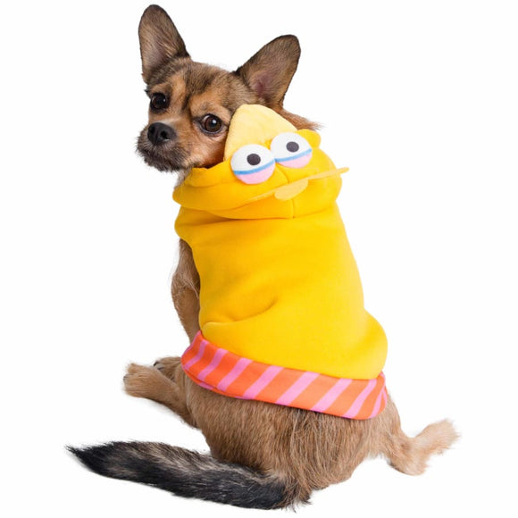 Big Bird Licensed Pet Costume Costumes