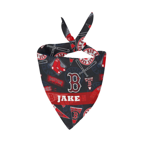 Boston Red Sox Premium Bandana Pet