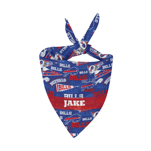 Buffalo Bills Premium Bandana Pet