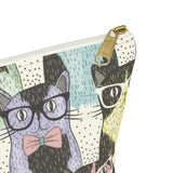 Smarty Cats Accessory Pouch w T-bottom