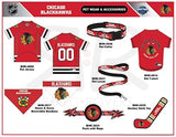 Chicago Blackhawks Premium Pet Jersey Nhl