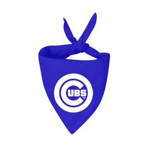 Chicago Cubs Handmade Bandana Mlb