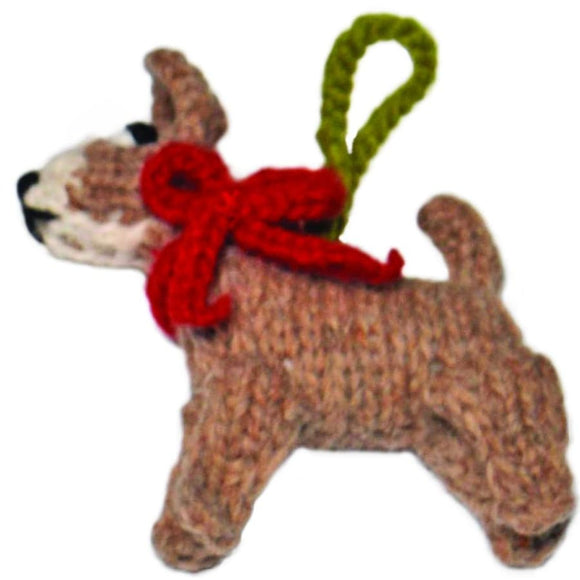 Chihuahua Handmade Ornament Holiday