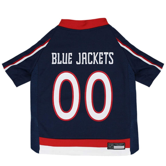 Columbus Blue Jackets Premium Pet Jersey Nhl