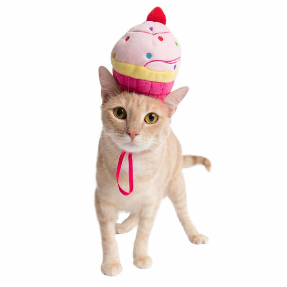 Cupcake Hat Pet Costume Costumes