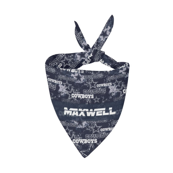 Dallas Cowboys Premium Bandana Pet