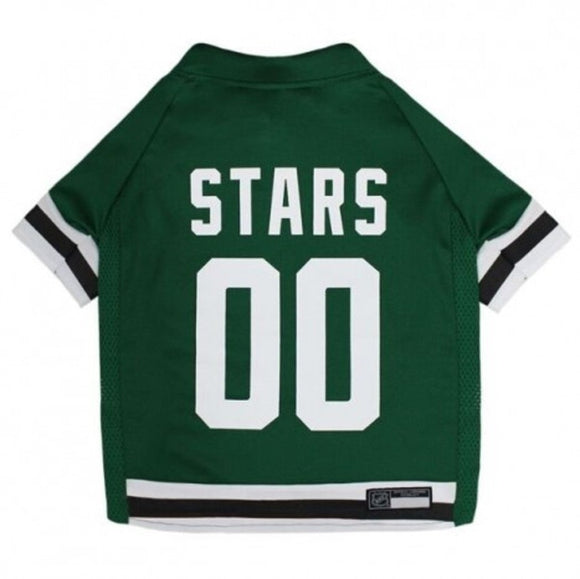 Dallas Stars Premium Pet Jersey Nhl