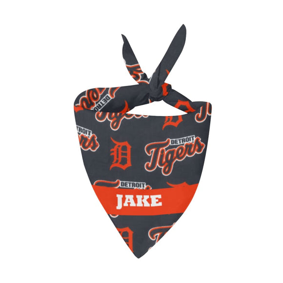 Detroit Tigers Premium Bandana Pet