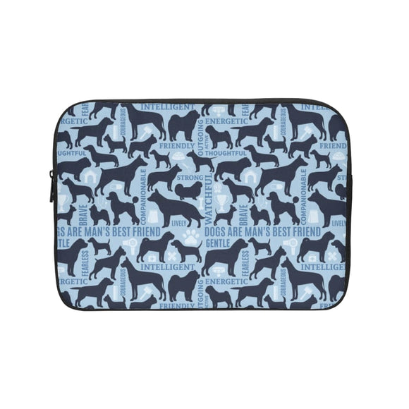 Dog Bff Laptop Sleeve Bags And Travel