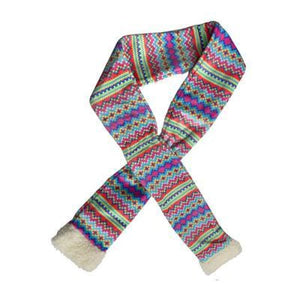 Fairisle Scarf - Personalizable Pet Bandana