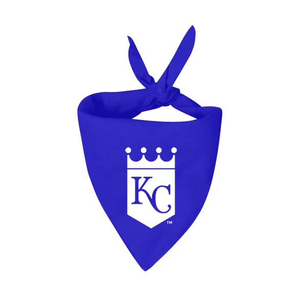 Kansas City Royals Handmade Bandana Mlb