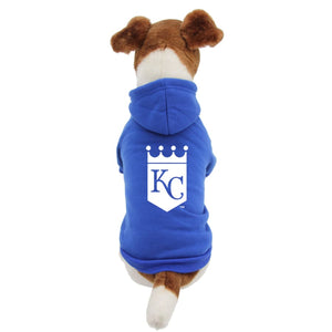 Kansas City Royals Handmade Pet Hoodies Mlb