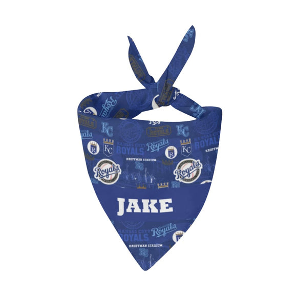 Kansas City Royals Premium Bandana Pet