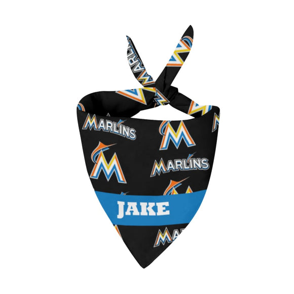 Mia Marlins Premium Bandana Pet