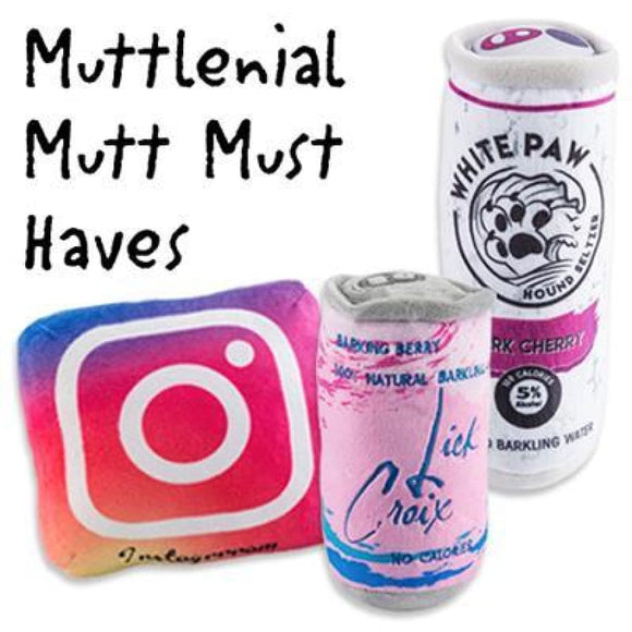 Muttlenial Must Haves! Care Package Toy