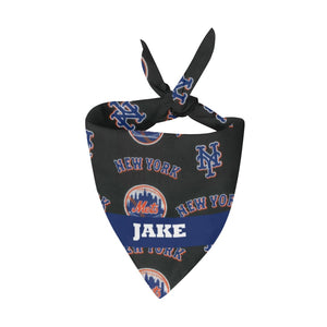New York Mets Premium Bandana Pet