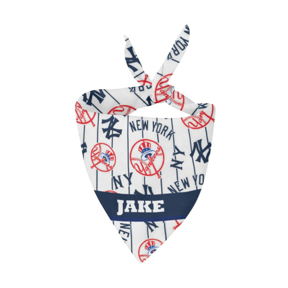New York Yankees Premium Bandana Pet